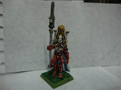 Ávatar Eldar de Warhammer 40000