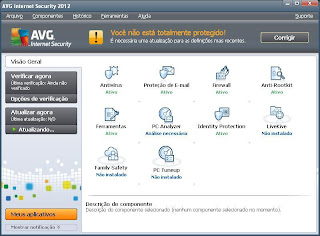 programas AVG Internet Security 2012 + Serial