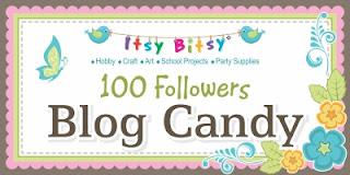 Itsy bitsy Blog Candy