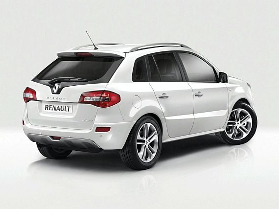 renault koleos 2012 suv review 2017 upcoming cars news. Black Bedroom Furniture Sets. Home Design Ideas