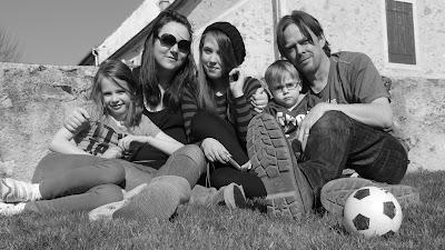family, holidays, France