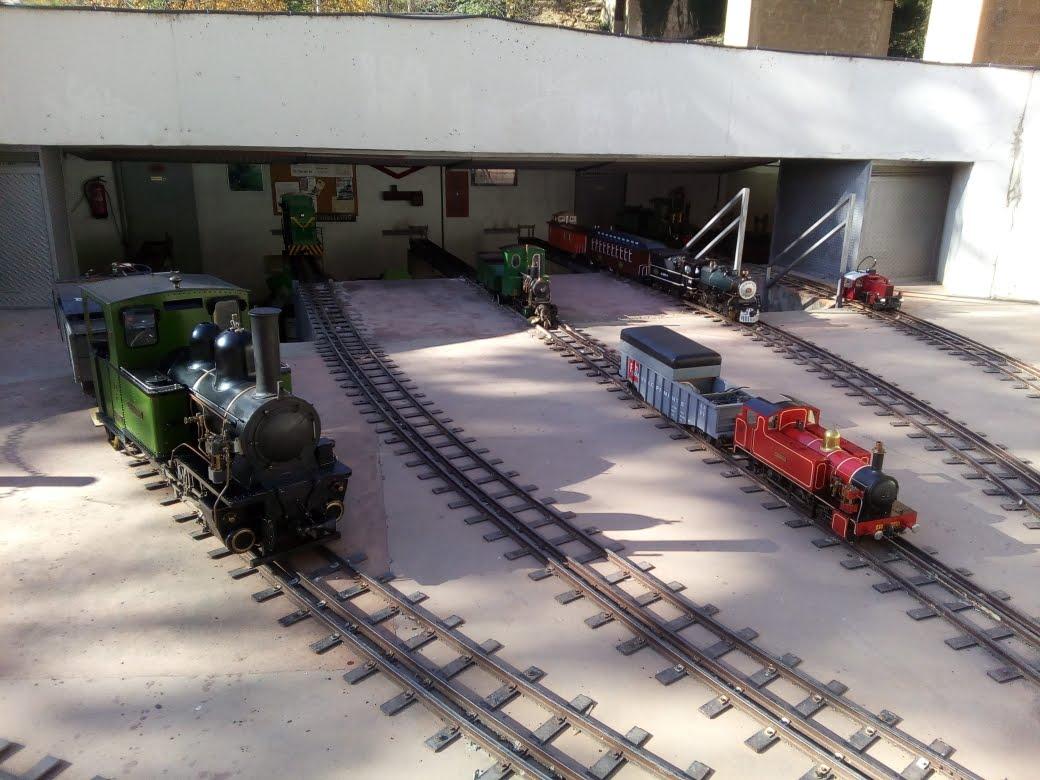 Jornada de Portes Obertes al Tren de Vallparadís.