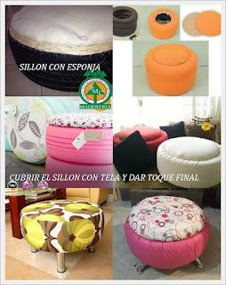 sillon-esponja-moderno-triplay-llanta-usada-recicla-reutiliza-decora-ideas