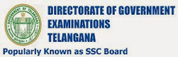 Director of Govt Exams(SSC BOARD)New website for TELANGANA.