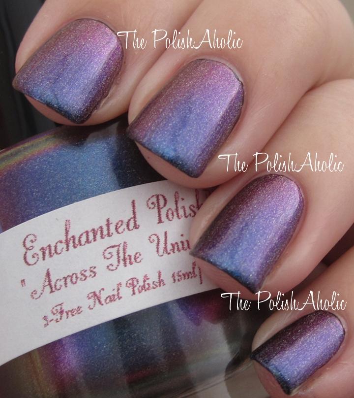 The PolishAholic: April 2012