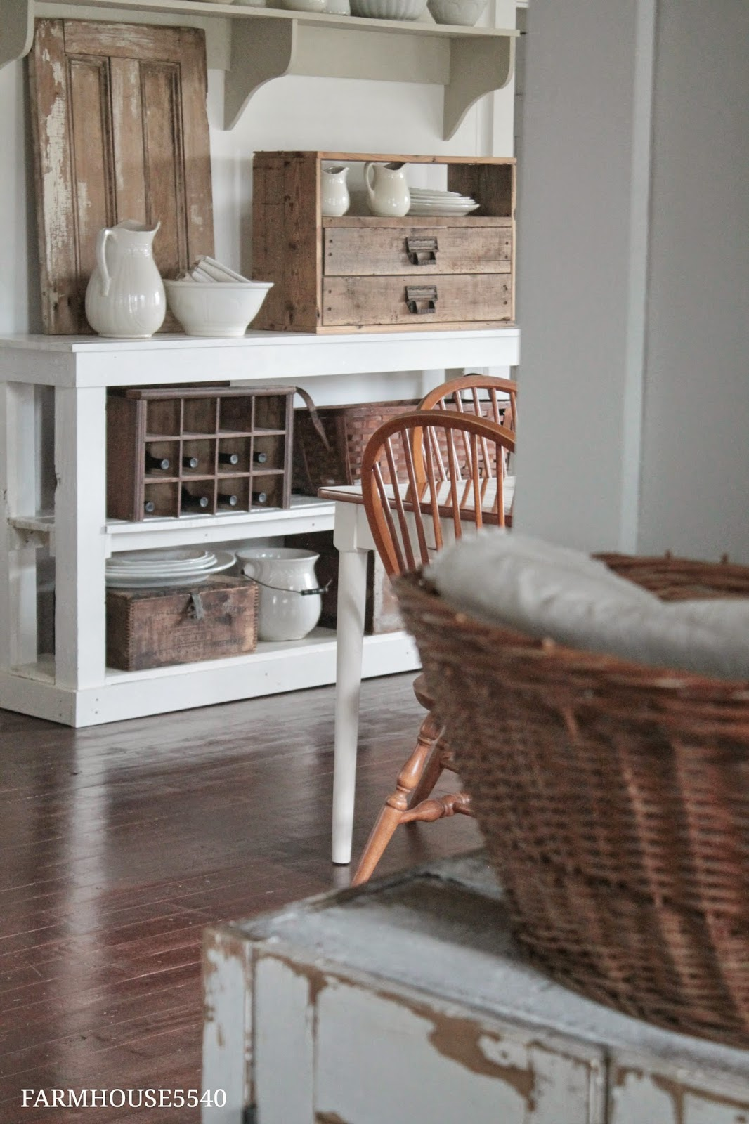 What Farmhouse Style Means To Me