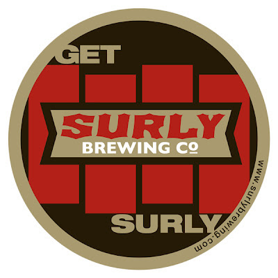 Surly Brewing. Craft Beer. MNBeer. Black Flag.