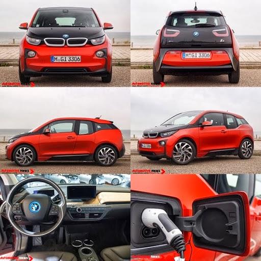 2014 Bmw I3 Camshaft: Automotive News: 2014 BMW I3