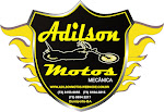 LOGO MARCA ADESIVO ADILSON MOTOS
