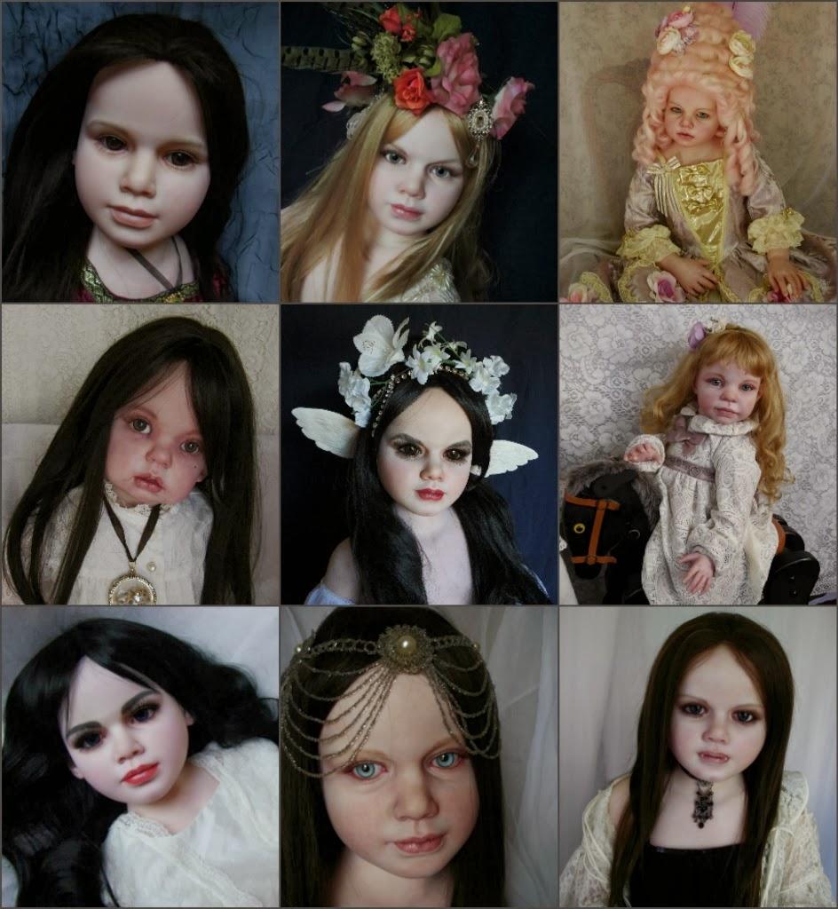 Life size dolls