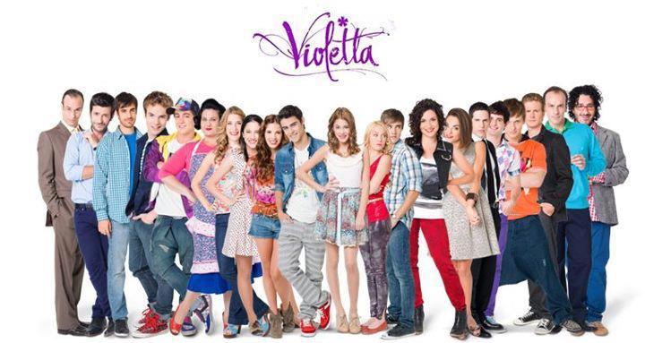 Violetta 2 Polska : [Violetta3] Tłumaczenie piosenki pt
