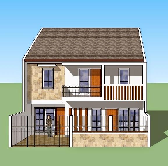 Bangunan Rumah Tahan Gempa