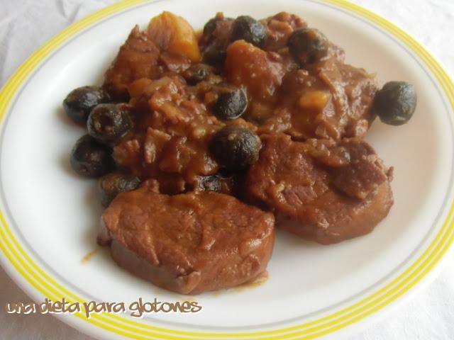 Dieta Para Glotones Receta Solomillo De Cerdo Al Vino De