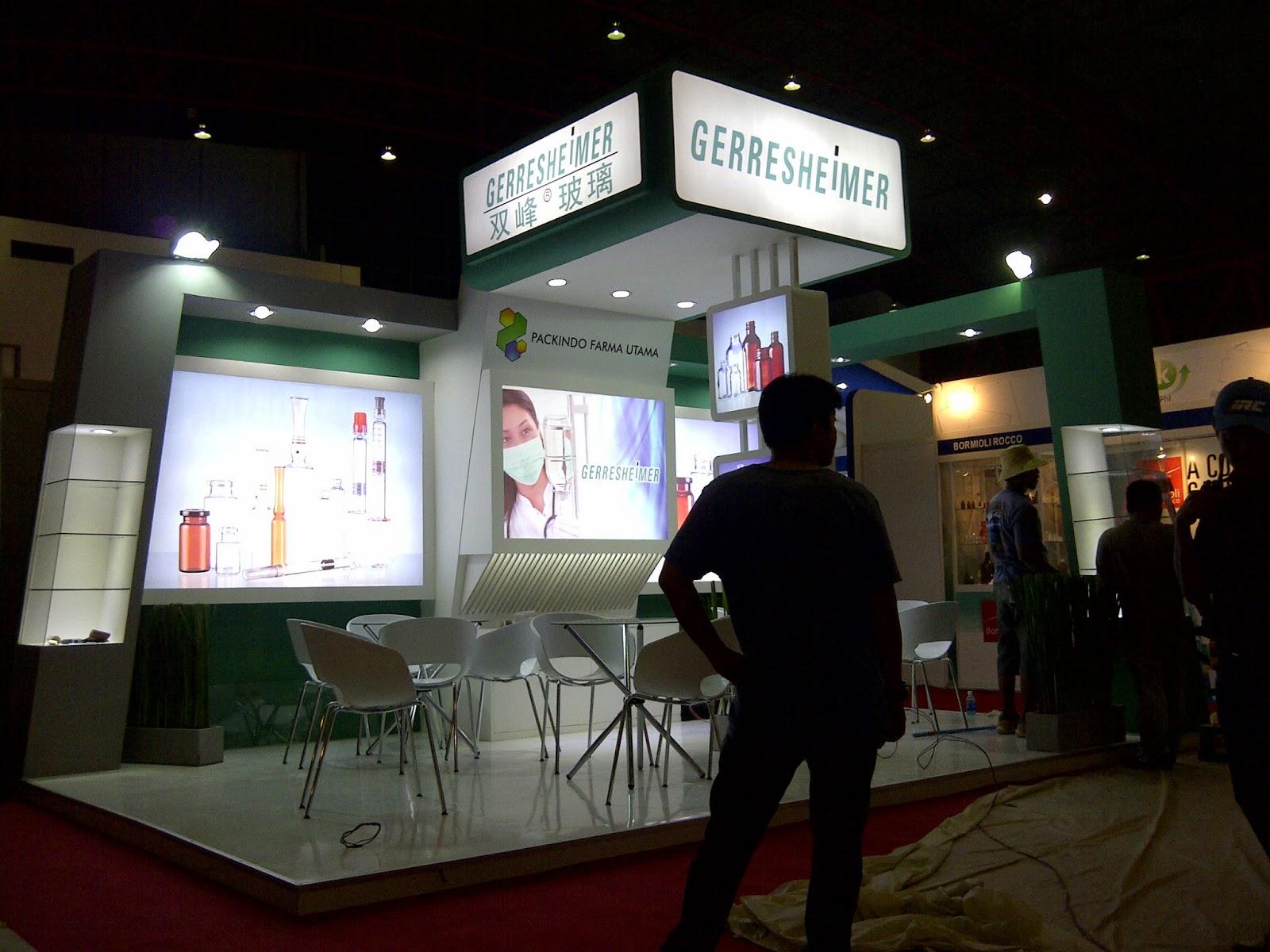 Exhibition Booth Height : Exhibiton booths: exhibition design & build