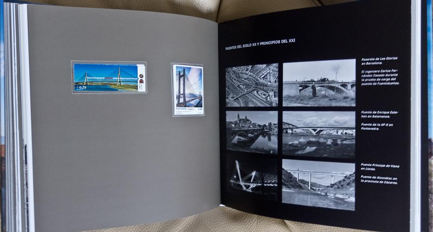 Libro Camino sobre el río. Historia de los Puentes de España