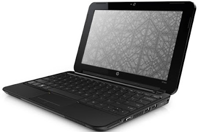 HP Mini 2102 / 10-inch Netbook Review