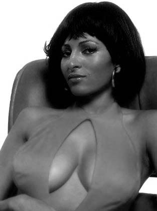 > Pam Grier Shonuff Can Get The Shaft - Photo posted in Eyecandy - Celebrities and random chicks | Sign in and leave a comment below!