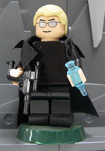 Resident Evil Lego Lego Educational Resource