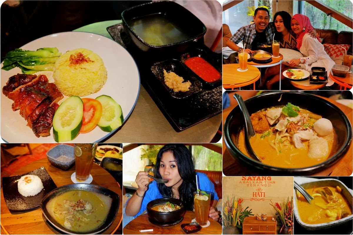 Menu Makanan di Waha Kitchen Hotel Kosenda