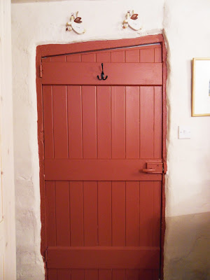 Wonky cottage door