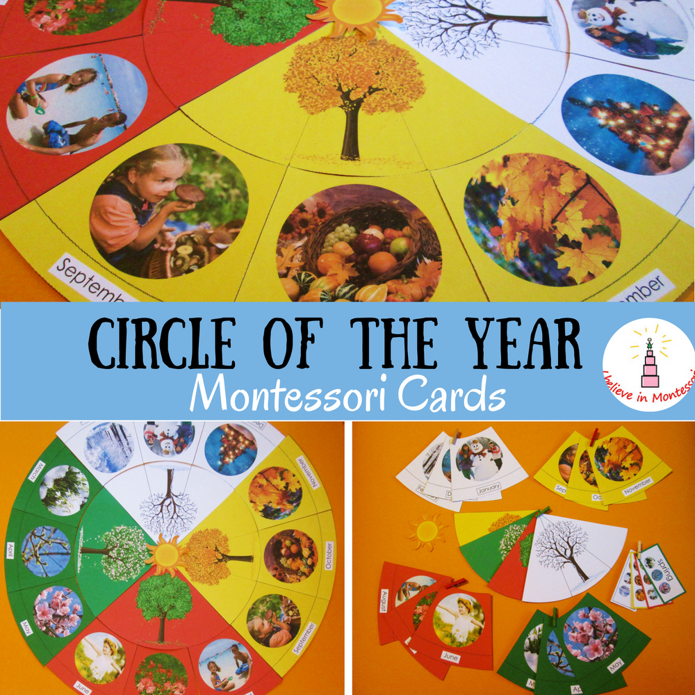 Circle of the Year Cards
