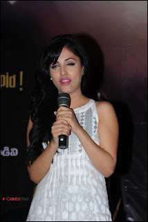 Priya Banerjee Pictures at Kiss Movie Teaser Trailer Launch Event  0029.jpg