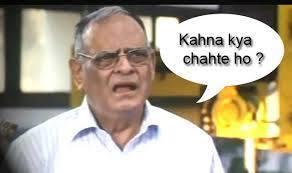 Kehna Kya Chaahte Ho