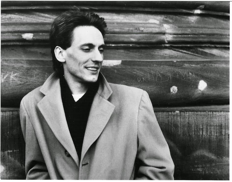 Manuel Gottsching dans les années 80 / source : MG.ART www.ashra.com