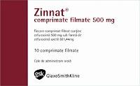 Prospect Zinnat, indicatii