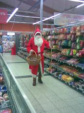 Joulupukki Tampere Joulun avaus sydämiinne