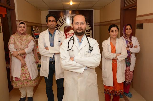 Dr. Tayyab Saeed Akhtar and Medicotips team