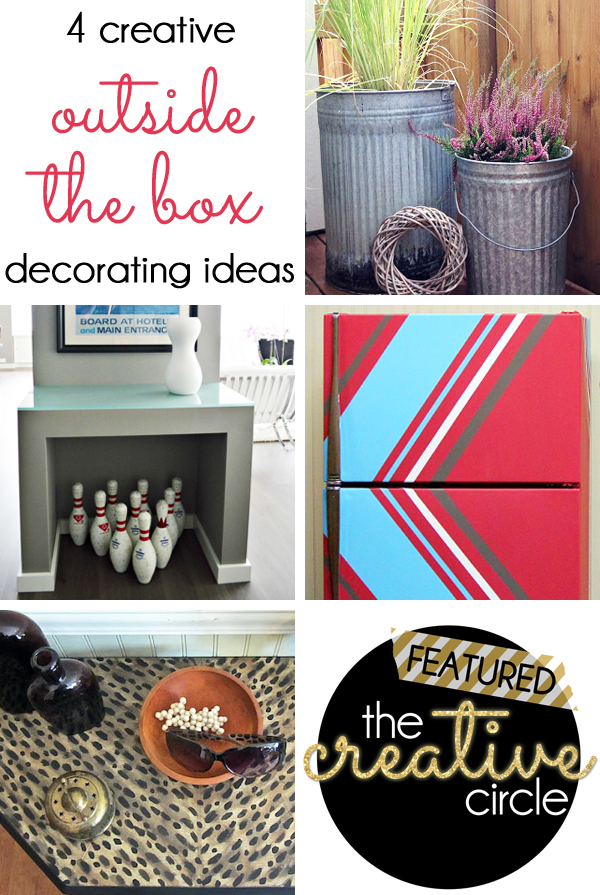 Outside the Box Decorating Ideas
