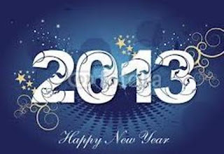 Happy New Year 2013 Greetings Wallpapers