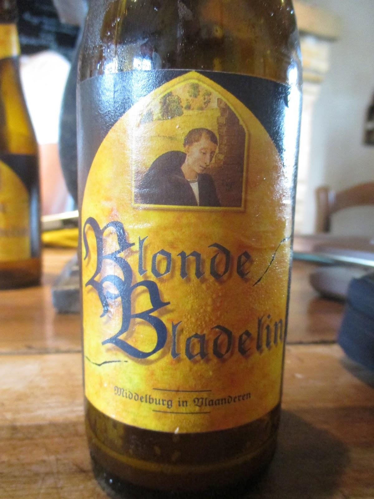 Blonde Bladelin
