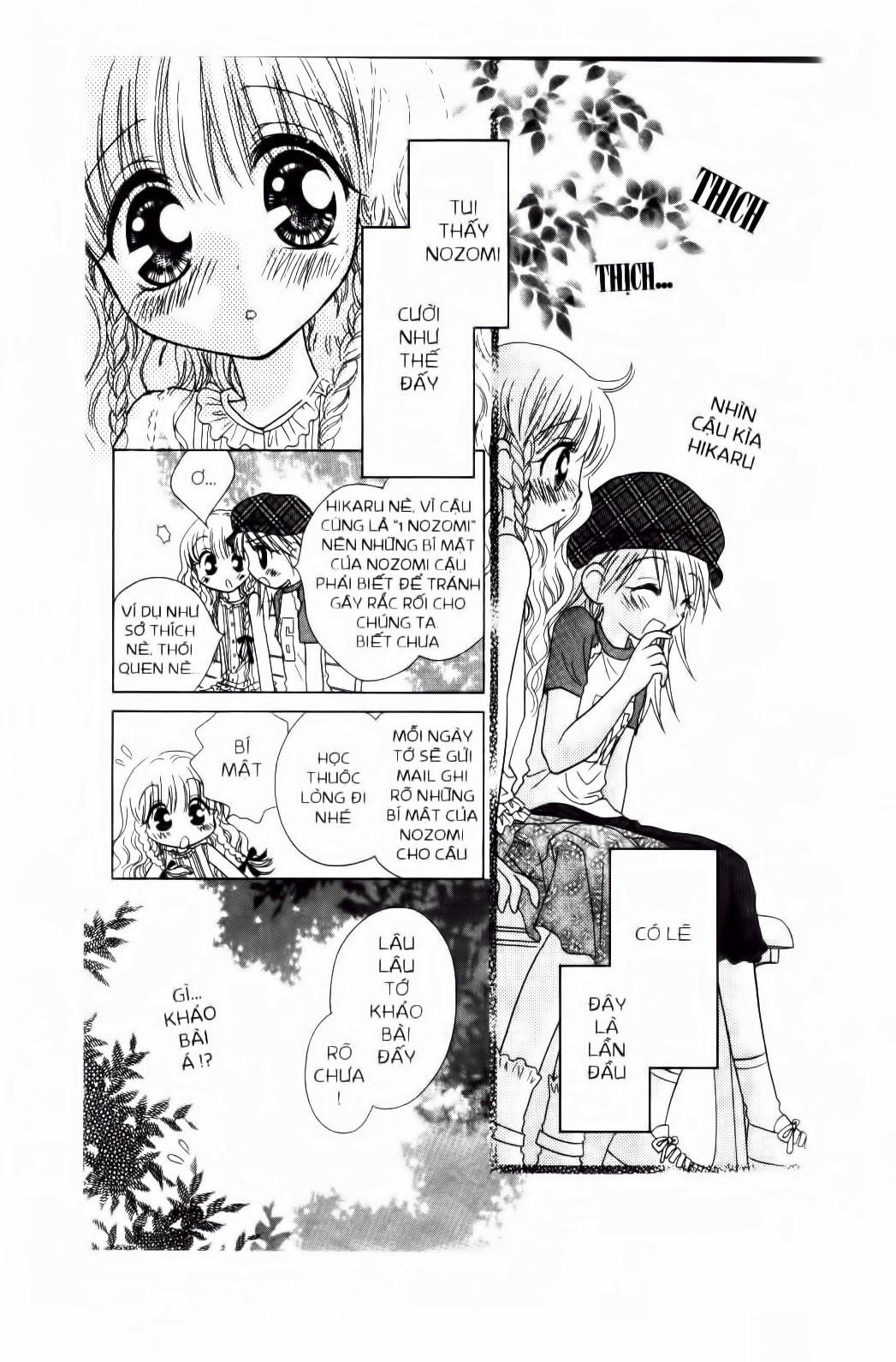 Chắp Cánh ước Mơ chap 67 - Trang 11