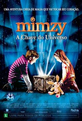 Filme Poster  Mimzy: A Chave do Universo DVDRip XviD & RMVB Dublado