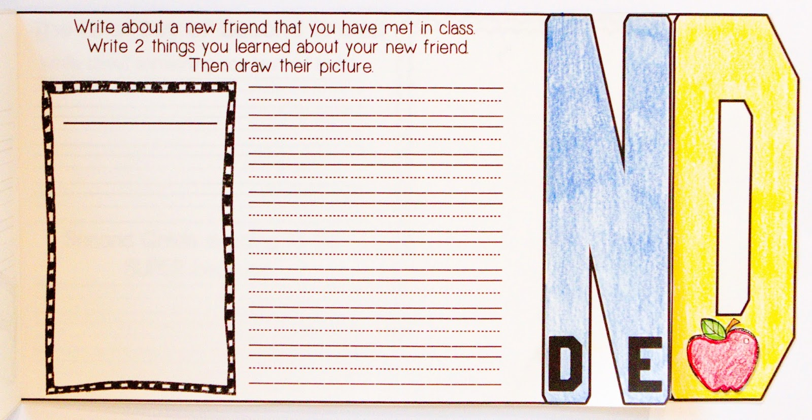 2nd grade expository writing prompts