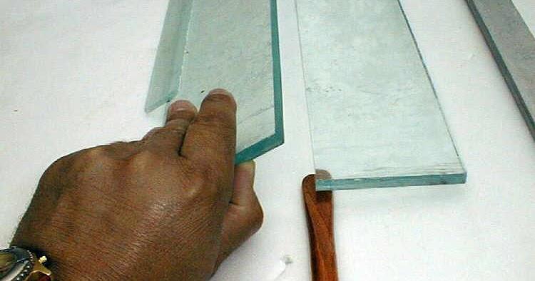 Comment couper du verre comment a marche - Comment couper du verre en rond ...