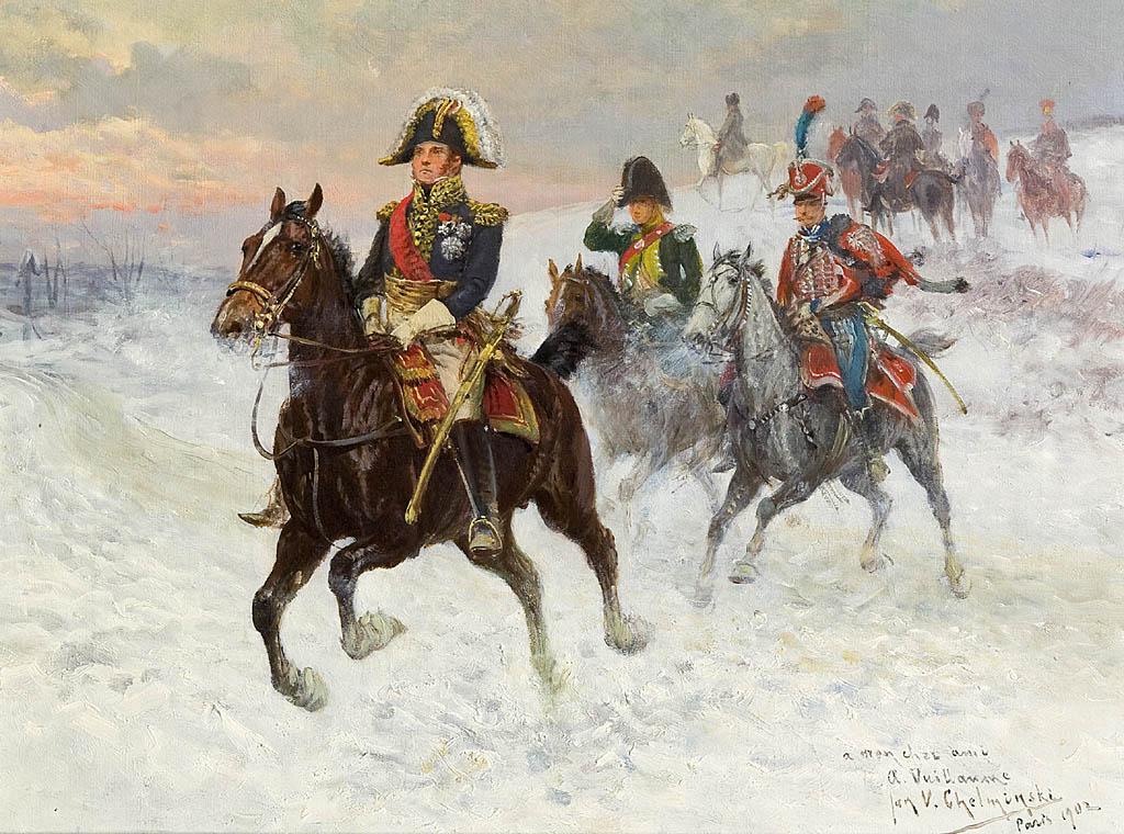 napoleon's invasion of russia Why did napoleon fail in russia in 1812 by robert burnham napoleon's invasion of russia: 1812 oxford university press, new york 1942.