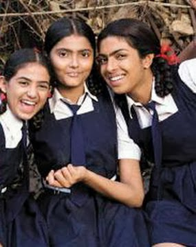 Priyanka Chopra's Students day