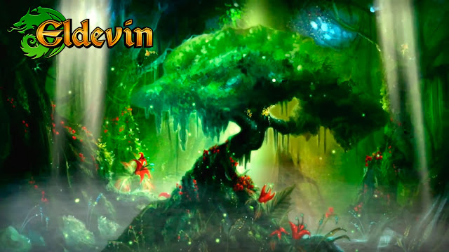 3D Browser MMORPG Eldevin Launches After 8 Years