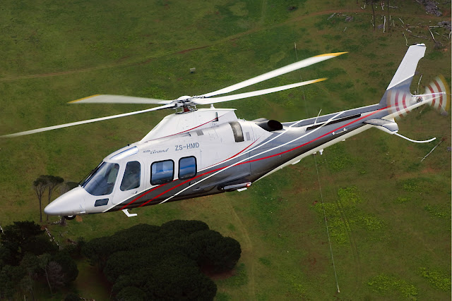 Gambar Helikopter Agusta Westland AW 109 - 03