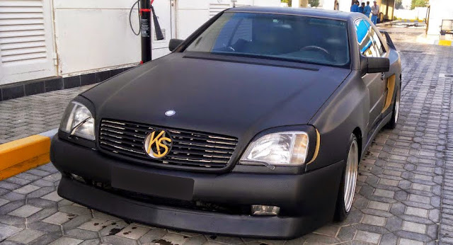 mercedes c140 koenig specials