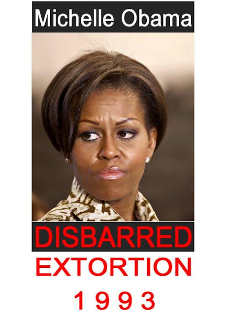 BREAKING NEWS Michelle+obama+disbarred