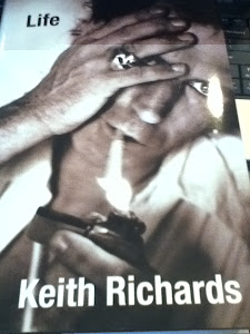 KEITH RICHARDS ..... LIFE