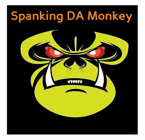 Spanking DA Monkey