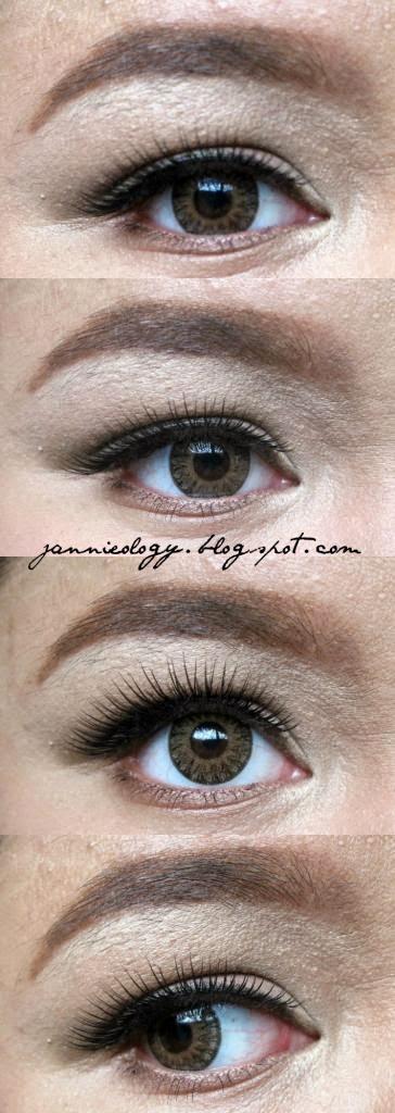 Most Natural Looking Brown Circle Lenses: Geo Eyescream Vanilla Brown