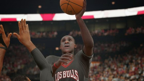 NBA 2K15 Roster Update - March 24, 2015
