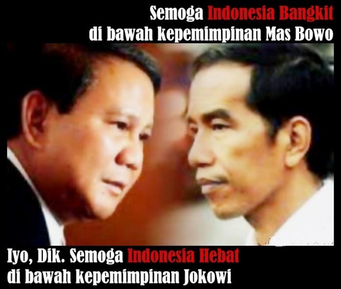 Foto Foto Lucu Capres Jokowi Dan Prabowo - komentar