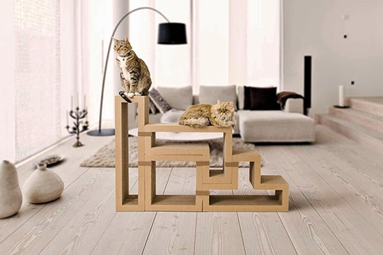 Katris Modular Cat Furniture | Exclusively Cats Veterinary Hospital, Waterford, MI